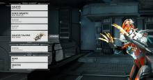 Some Warframes have special melee weapons built into their abilities!