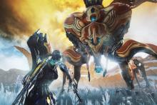 Where does your loyalty lie? Choose between the factions in Warframe.