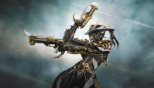 The overall warframe, best paired with a Nekros
