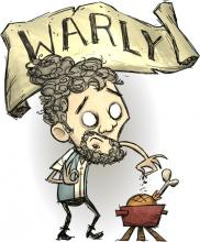 Don't Starve Together: Warly