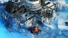The first look at Wasteland 3, coming out in 2019.