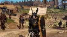 Going incognito in the Nilfgardian camp...