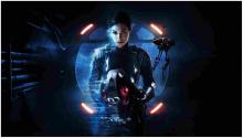 Iden Versio prepares for another mission.