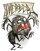 Don't Starve Together: Webber