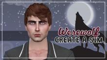 <The Sims 4>-<Werewolf mod>