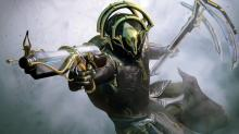 One of the first prime Warframes!