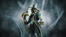The wonderful wizard Warframe!