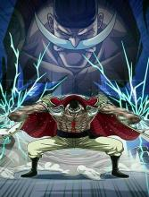 Behold the mighty power of Whitebeard!