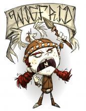 Don't Starve Together: Wigfrid