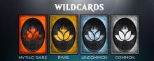 If you are missing some important cards for your deck you may spend gems to open the packs and sometimes get wildcards