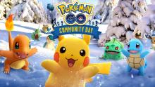 At the end of each year, Pokemon Go throws a special community day featuring all of the exclusive Pokemon from community days in the last year!