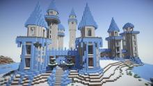 Reside in ice castles and survive the cold winds of winter.