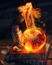 Potions like this one are simpler to understand and use, but don't neglect decoctions