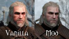 Differences between the vanilla version and the HD texture pack