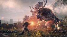 No monster is too big for this Witcher.