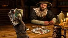 Every Witcher needs some down time, so why not relax and play a few rounds of Gwent?