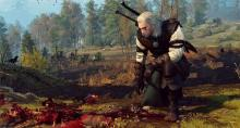 Geralt's Witcher Senses come in handy when needing to inspect scenes for clues.
