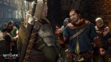 In a complicated conversation, Geralt can use his Axii sign to turn the tables in his favor.