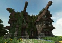 Build frightening houses in the middle of the woods and become the witch you've always wanted to be!