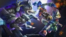 Wolf is the enemy of Falco and Fox