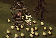 Birdcage Eggs