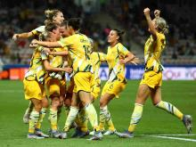 Australia's women's team is a rising force in the women's game. Which shows the natural footballing talent in the country.