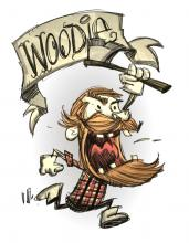 Don't Starve Together: Woodie