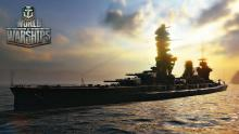 The Fuso is the Japanese tier VI battleship and it has long range on a lot of guns
