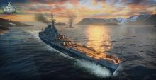 The North Carolina is the tier XIII American battleship and does a lot of damage