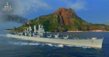 The Helena is the tier VII American light cruiser on the second American cruiser line