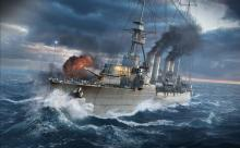 The American cruiser line has more options to play as than other nations