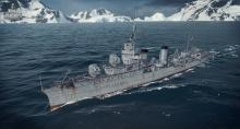 The Nicholas is the tier V American destroyer with great guns and maneuverability