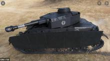Being the fastest won't matter when you're in this tank, its armor alone will keep you alive!