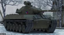 Although thin armor isn't its best trait, this tank does have one of the best guns!
