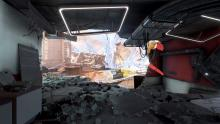 World's Edge got busted by Hammond Robotics