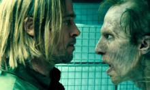 Former UN ambassador (Brad Pitt) fights to find a cure for the zombie virus taking over the world