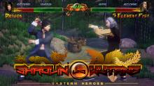 Shaolin vs. Wutang has a special feel that pays homage to the fighting games we all remember