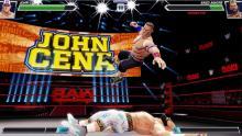 John Cena teaching Enzo hustle, loyalty and respect the hard way.