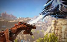 Wyverns have different elements that make them unique and can give different strengths to help the player in their quest to dominate the Ark.