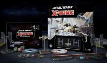 Get to pilot your very own squadron of starfighters.