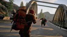 Enemies rush at you from any distance in State of Decay 2.