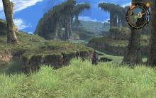 Xenoblade Chronicles Gaur Plains