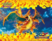 Charizard from the Pokémon TCG expansion XY-Flashfire.