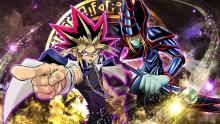 Promotional Artwork of Yami Yugi and Dark Magician!