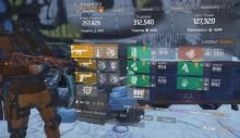 Upgrade yourself with the gear you find or buy in Tom Clancy's the Division