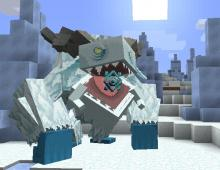 A Yeti from Mowzie's Mobs