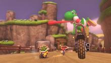 Mario Kart 8 Deluxe: Yoshi is number one!