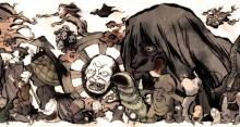 Shinto religion gods and monsters can be found in many animes and mangas, like InuYasha