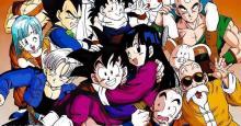 Dbz, Goku and Chi-Chi