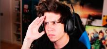 ElRubius is looking a little frustrated with this game